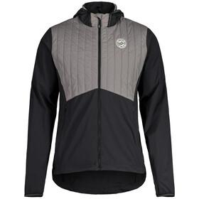 Maloja FichteM. Hybrid Primaloft Bike Jacket Men, moonless multi